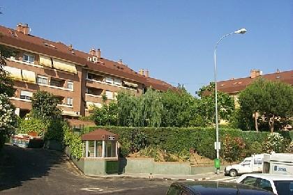 Bajo con jard n las rozas de madrid alquiler 1050 euros for Alquiler de bajos con jardin en las rozas