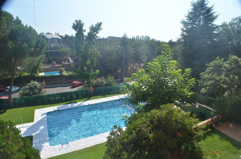 Bajo con jard n las rozas de madrid alquiler 1050 euros for Alquiler bajo con jardin majadahonda