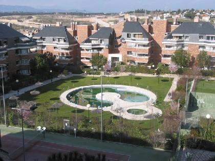 Duplex las rozas de madrid alquiler 725 euros zona burgo parque par s mblanco servicios - Spa las rozas ...