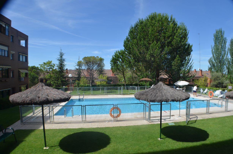 Piso las rozas de madrid alquiler 740 euros zona burgo for Alquiler de bajos con jardin en las rozas