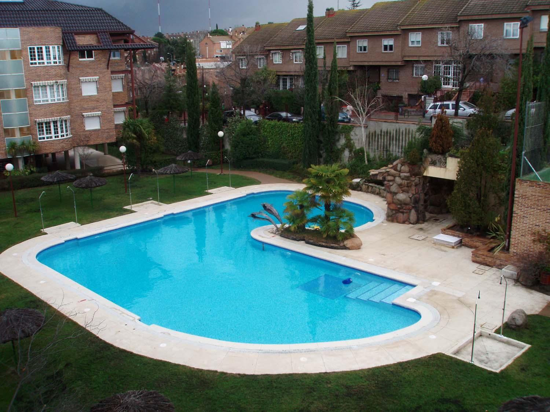Piso las rozas de madrid alquiler 795 euros zona burgo for Pisos alquiler parque almunia